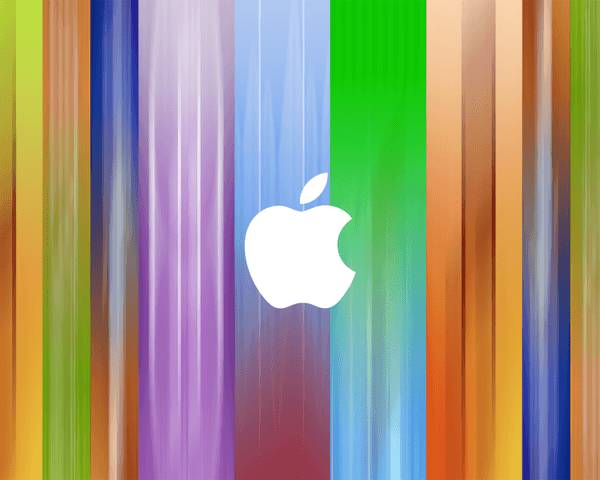 Apple Event Banner 2012