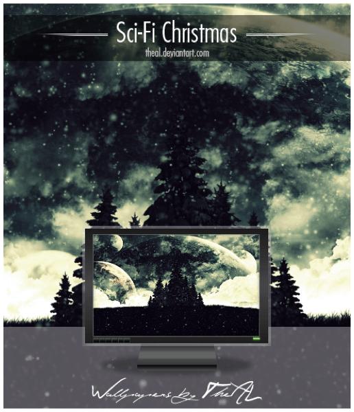Sci-Fi Christmas