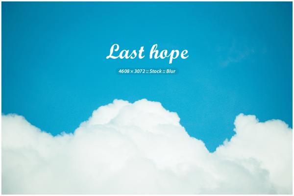 Last Hope