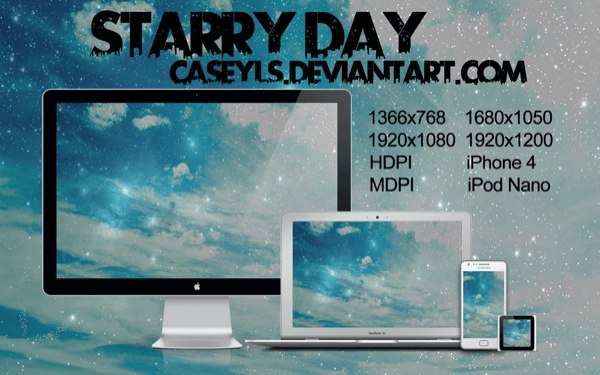 Starry Day