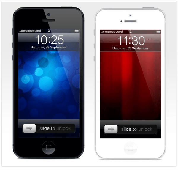 iPhone 5 wallpaper Pack