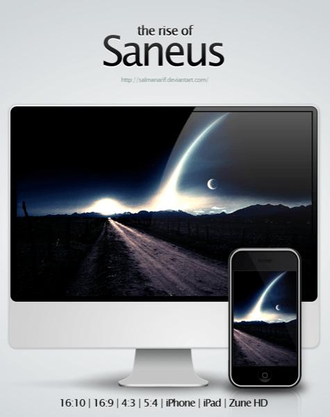 The rise of Saneus