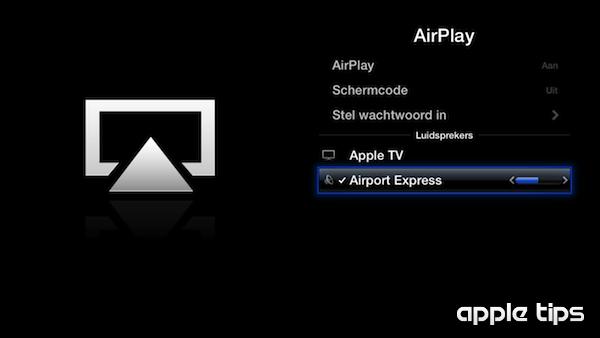 AirplayMenu