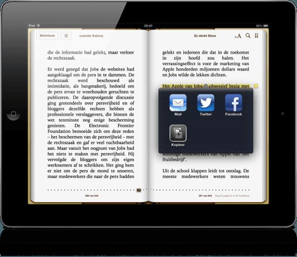 iBooksDelen