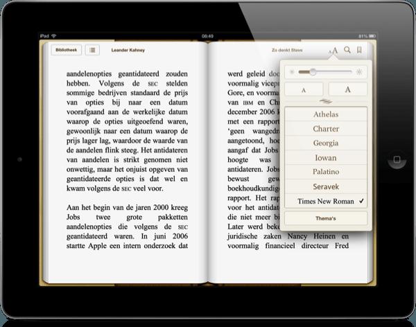 lettertype-ibooks