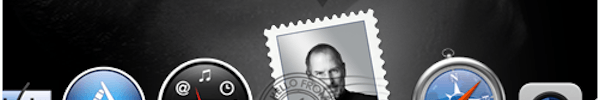 Steve Jobs Mail icon