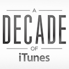 iTunes10jaar icon
