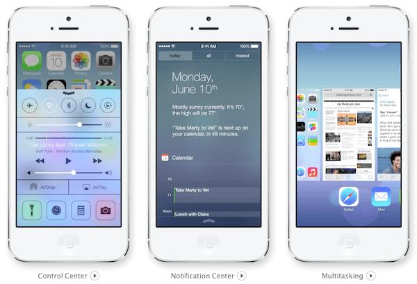 iOS 7 overzicht1