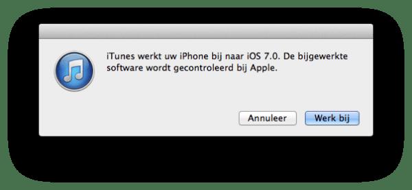 iOS7itunes
