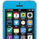 iphone5S+ios7icon