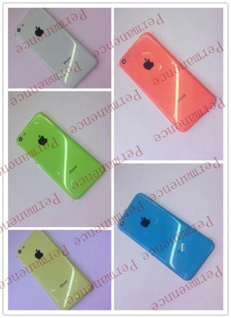 budget iphone kleur