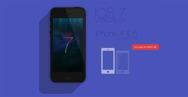 iOS 7 wallpaper #4