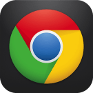chrome icon ios retina
