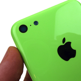 iphone 5C retina