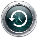 time machine icon retina