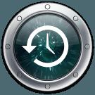 time machine icon retina