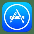 AppStore logo 7 retina