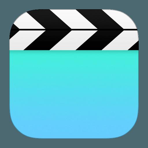 Video's logo slowmotion