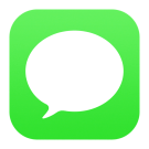 berichten icoon iOS