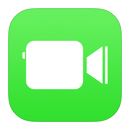 Facetime logo iOS