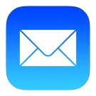mail icon iOS