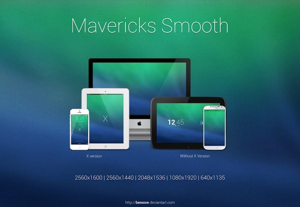 Mavericks Smooth