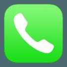 telefoon logo ios