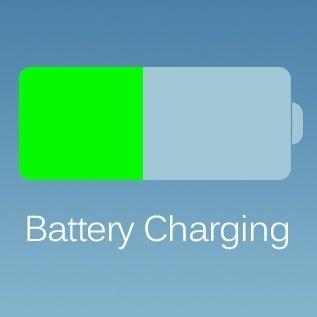 Batterij Iphone  Kalibreren
