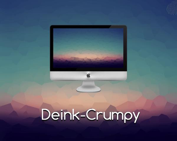 Deink Crumpy