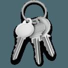 icloud keychain sleutelhanger