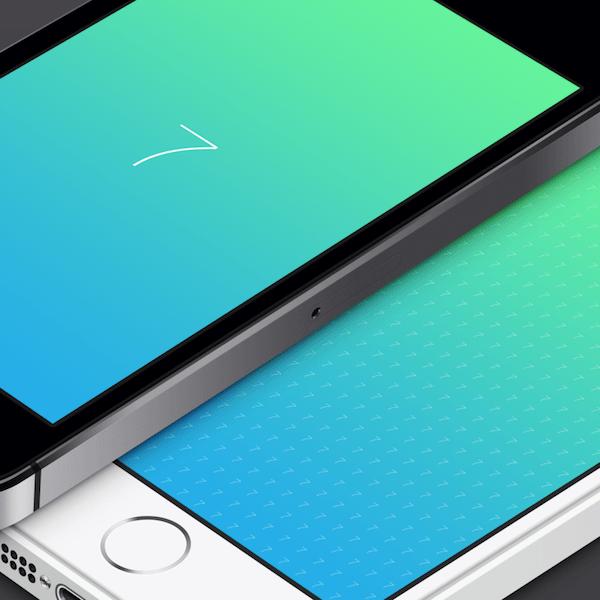 iOS 7 Flat