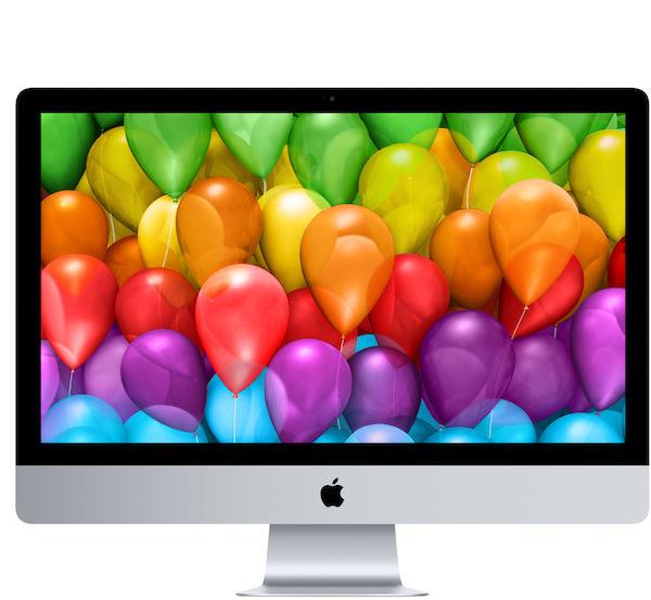 Mac 30 years (balloons)