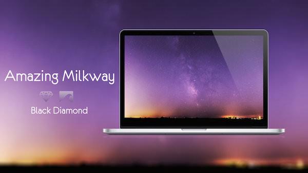 Amazing Milkway