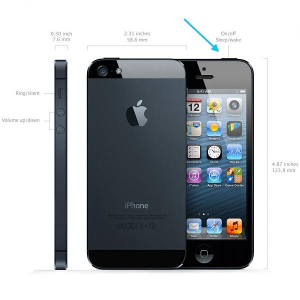 Apple-iPhone-5 16gb-2