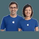 Applestore-medewerkers