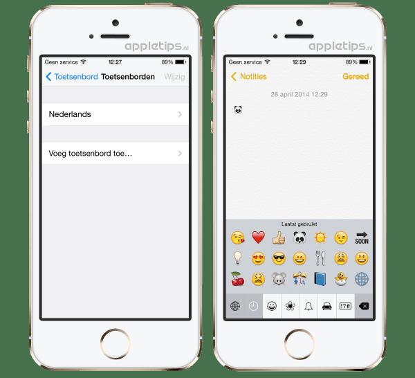 emoji-toetsenbord