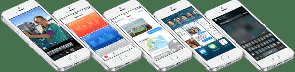 iOS 8 overzicht