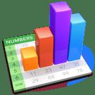 numbers retina icon new