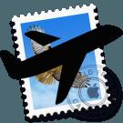 vliegtuigmail