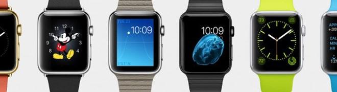 Het is officieel! De slimme Apple Watch (te koop vanaf begin 2015)