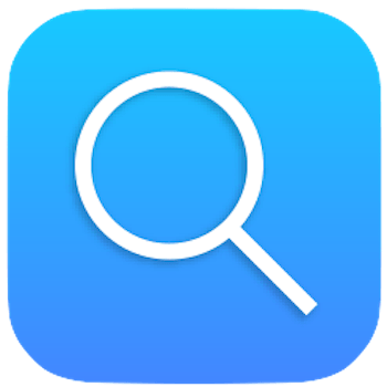 spotlight icon voor OS X/iOS