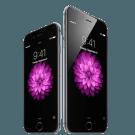 iPhone 6 en iPhone 6 plus