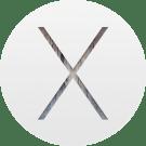 OSX Yosemite logo retina