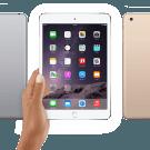 iPad: Automatisch dimmen van het scherm uitschakelen