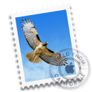 mail icoon van Apple Mail OS X