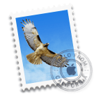 mail os x icoon van Apple Mail OS X