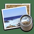Mac: Het vergrootglas gebruiken in Voorvertoning