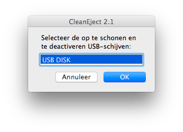 cleaneject usb