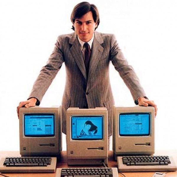 Macintosh Steve