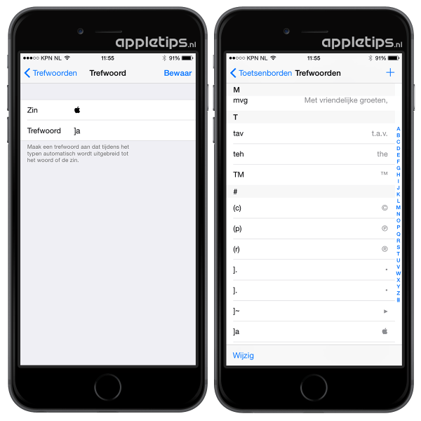 applelogotypen